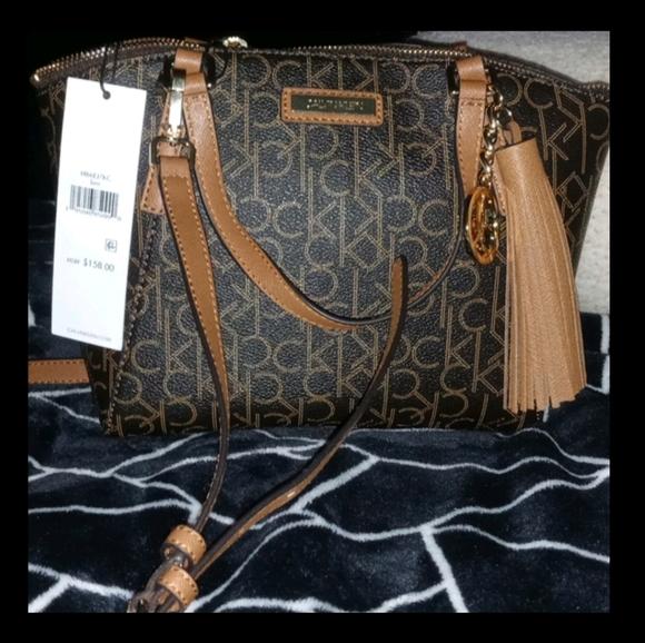 CK Mini Crossbody Handbag